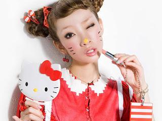 Lenda urbana da boneca Hello Kitty