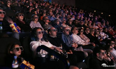 A agulha no cinema