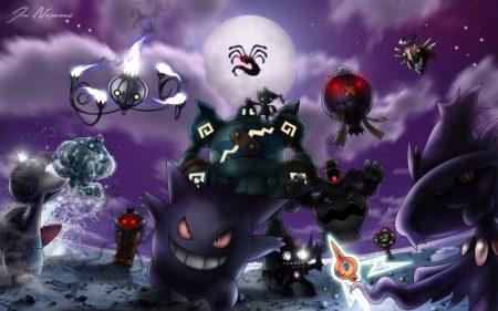 o fantasma de pokémon